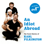 Karl Pilkington, Ricky Gervais, Stephen Merchant